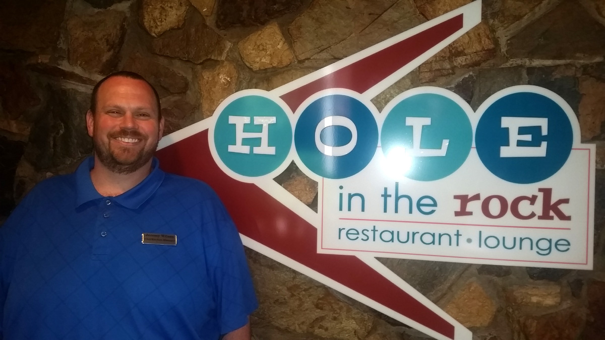 Jeremy Wilson Hired as Head Chef at New Hole in the Rock Restaurant