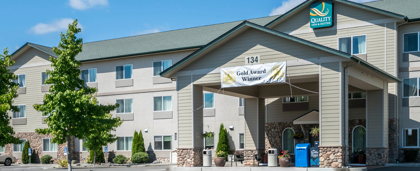 Quality Inn & Suites, Sequim