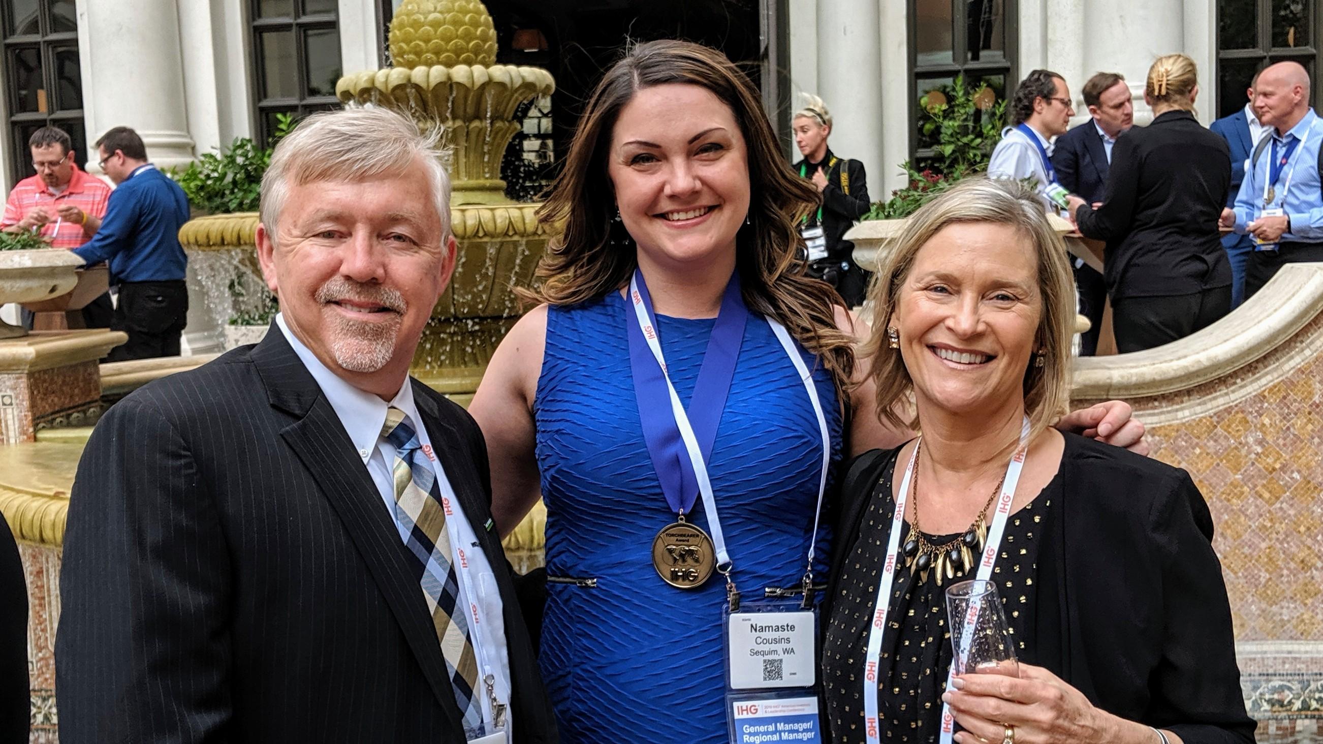 TORCHBEARER AWARD | Wirta Hospitality Worldwide